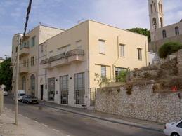 בית עמותת האדריכלים