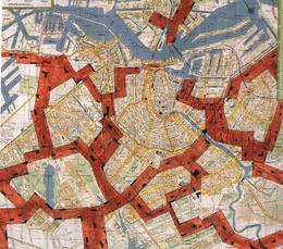 קונסטנט נוינהויז, פרויקט ניו בבילון, אמסטרדם, שנות ה- 60.