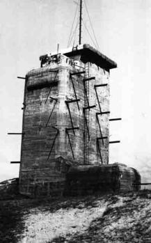 מגדל הכוונה לארטילריה, ברטניי