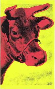 אנדי וורהול / פרה, 1976
