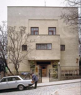 אדולף לוס, בית מולר, וינה, 1928