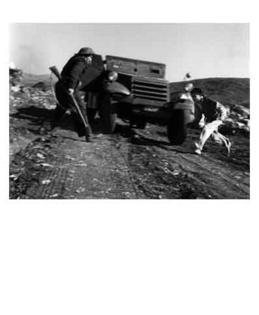 תקרית אש, גבול הצפון 1957