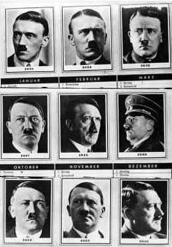 דף תצלומים של היטלר