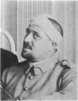 גיום אפולינר, 1916